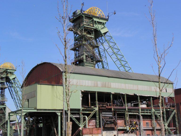 Górnicze zabytki